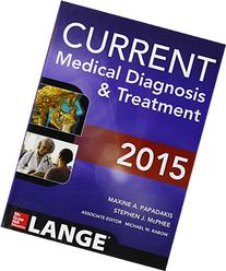 CURRENT Medical Diagnosis and Treatment 2015