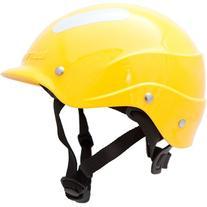 WRSI Current Rescue Vented Kayak Helmet-Yellow-S/M