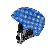 Custom Blue Poc Helmets