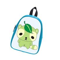 Custom Fashion Childrens Backpacks Cute Cartoon Character PU