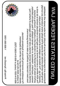 Xpress ID Holographic Service Customized Dog ID Card,
