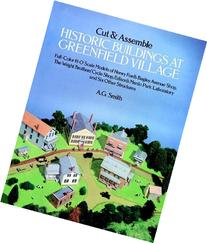 Cut and Assemble Historic Buildings at Greenfield Village: