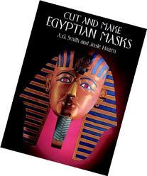 Cut and Make Egyptian Masks