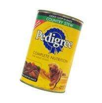 Pedigree 12 Piece Cut Stew Pet Treat, 22 oz