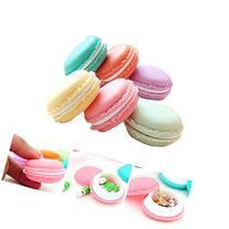 Perfect shopping 6 pcs/lot cute mini Macaron storage box