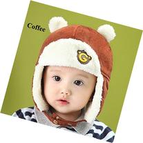 Fashion Cute Soft Warm Winter Baby Kid Toddler Infant Child