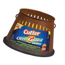 Cutter Triple Wick Citronella Candle