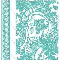 "Cuttlebug 5""X7"" Embossing Folder/Border Set-Anna Griffin"