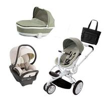 Quinny CV078BFVKT4 Moodd Stroller Travel System and Bassinet