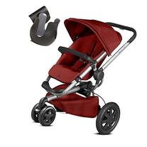 CV290CKTK10 - Buzz Xtra Stroller With Cup Holder- Red Rumor