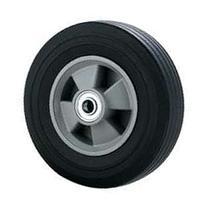 "Mintcraft Cw/w-0051p Solid Rubber Hand Truck Wheel, 8"" X 2."