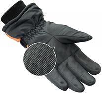 Andyshi Men's Outdoor Cycling Gloves Thinsulate Lined Winter