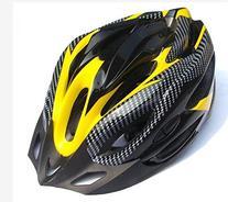 EIN Cycling Mountain Bike Racing Yellow Helmet Unisex Adult