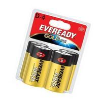 Eveready D Size Alkaline General Purpose Battery - Alkaline