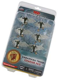 D&D Attack Wing: Wave Two - Aarakocra Troop Expansion Pack