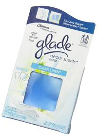 Glade Décor Scents Refill, Clean Linen, 0.56 Ounce