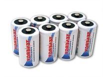 8 pcs of Premium Tenergy D Size 10,000mAh High Capacity High