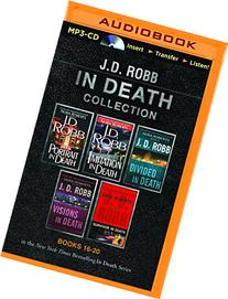 J.D. Robb in Death Collection, Books 16-20