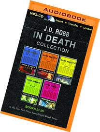 J.D. Robb In Death Collection 5: Origin in Death, Memory in