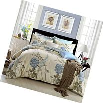 GOOFUN-D1Q 3pcs Duvet Cover Set Lightweight Polyester