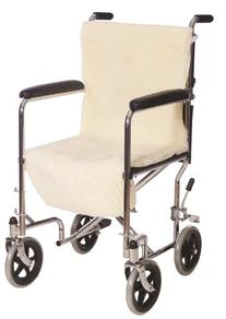 Essential Medical Supply D3005 Sheepette Wheel-Chair Seat