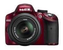 Nikon D3200 Digital SLR Camera w/ 18-55mm Vr Lens Bundle