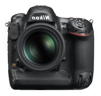 Nikon D4 16.2 MP CMOS FX Digital SLR with Full 1080p HD