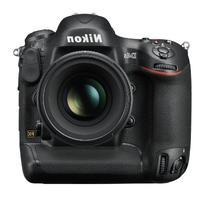 Nikon D4S 16.2 MP CMOS FX Digital SLR with Full 1080p HD