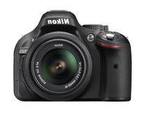 Nikon D5200 24.1 MP CMOS Digital SLR with 18-55mm f/3.5-5.6