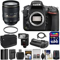 Nikon D810 Digital SLR Camera & 24-120mm f/4 VR Lens with