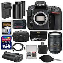 Nikon D810 Digital SLR Camera Body with 28-300mm VR Lens +