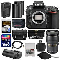 Nikon D810 Digital SLR Camera Body with 24-70mm f/2.8G Lens