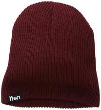 Neff Unisex Daily Double Beanie, Maroon, One Size