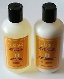 Sedu Daily Moisturizing Shampoo & Conditioner 8.75oz /258 Ml