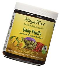 MegaFood - Daily Purify Booster Powder, Promotes Liver