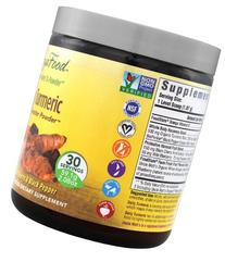 MegaFood - Daily Turmeric Booster Powder, Promotes Healthy