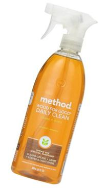 Method Daily Wood Spray 28oz, Almond