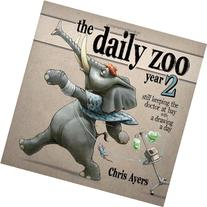 Daily Zoo Year 2: Keeping the Doctor at Bay with a Drawing a