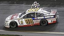 Dale Earnhardt Jr 2014 National Guard Daytona 500 Win 1:64