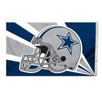 NFL Dallas Cowboys 3-by-5 Foot Helmet Flag