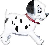 Anagram Dalmatian Balloon Airwalker, 25-Inches