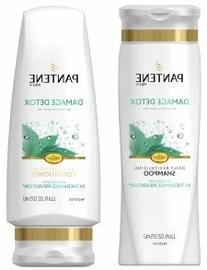 Pantene Pro-V Damage Detox Daily Revitalizing Shampoo 12.6