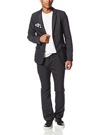 Volcom Men's Dapper Stone Suit, Black, Medium