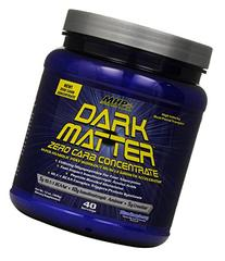 MHP Dark Matter, Zero Carb Concentrate, Post-Workout Muscle
