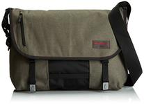 Timbuk2 Dashboard Laptop Messenger Bag, Grey, Small