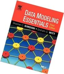 Data Modeling Essentials 3th  edition Text Only