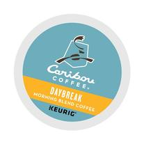 Caribou Coffee Daybreak Morning Blend, K-Cups for Keurig