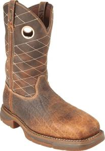 Durango Men's DB4354 Boot,Burnt Umber/Dark Brown,11 M US