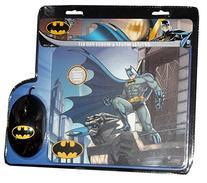 DC Comics Batman Optical Mouse & Mouse Pad Combo