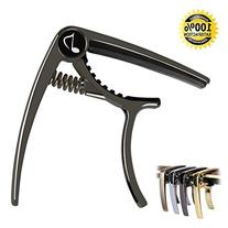 Donner DC-2 Guitar Capo for Acoustic and Electric Guitar,